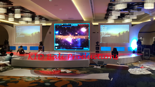 Dewata Productions Specialist Al Led Screen In Bali We For Your Event Like Wedding Promotion Conference Gala Dinner
